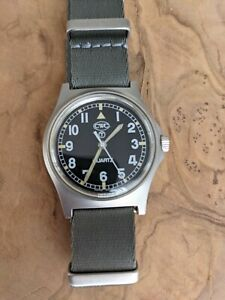 CWC G10 Military watch - W10- Royal Army issue 2004 - In excellent condition