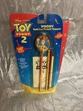 Woody Talking Pencil Topper No Sound New Faded