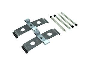 Frt Disc Brake Hardware Kit  Centric Parts  117.46021