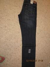 LEVIS JEANS Ladies 553 Mid Rise Boot Cut