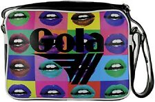 Borsa Tracolla Donna Nero/ Bianco/ Multicolore Gola Bag Woman DIDI Redford Pop L