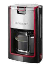 Clatronic Kaffeeautomat KA 3558 Schwarz-inox