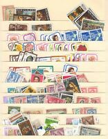 NEW ZEALAND 2 PACKED STOCK PAGES COLLECTION LOT #2 VARIETY $$$$$$$
