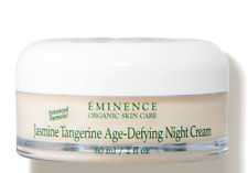 Eminence Organic Skin Care Jasmine Tangerine Age-Defying Night 2 oz NO BOX