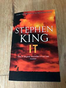 IT -   Stephen King -  Buch - Taschenbuch  - Englische Ausgabe  - ES - 2011