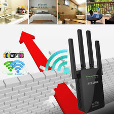 AC1200 Wifi Repeater Wireless 300Mbps Range Extender Signal Booster Router US