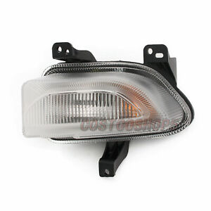 FOR JEEP RENEGADE 2015-2018 DRIVER LEFT SIDE TURN SIGNAL LAMP LIGHT+BULBS