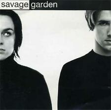 SAVAGE GARDEN Self Titled CD 12 Track Edition Austrailan Pressing