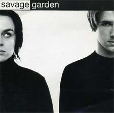 SAVAGE GARDEN Self Titled CD 12 Track Edition Australian Pressing