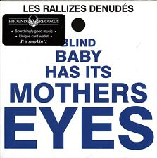 LES RALLIZES DENUDES Blind Baby Has Its Mothers Eyes CD Japan Psych Noise 60s