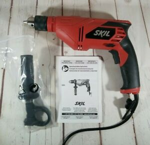 Skil Power Tools 1/2 in. Drill/Driver Heavy Duty 7.0a (6335-02)  Tested Working