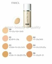 Made in JAPAN FANCL Liquid Foundation BRIGHT UP UV SPF30 PA+++ 27ml / Tracking