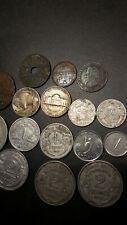 Lot de pieces de monnaies Divers