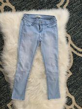 Girl's Abercrombie Jeans Leggings Size 14 Slim