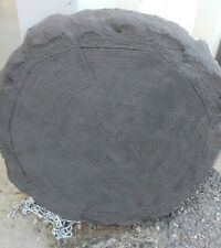 """450mm (18"""") Log effect stepping stones - various colours"""
