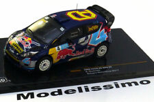 1:43 Ixo Ford Fiesta RS WRC Bologna engine Show Dovizioso 2011 Red