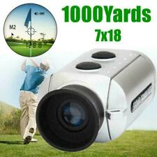 1000 Yards Digital 7x Range Finder Telescope Distance Hunting Golf Range Finder