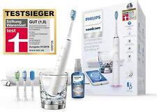Philips Sonicare DiamondClean Smart Schallzahnbürste HX9924/03 Ladeglas Reiseetu