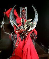 Spawn Throne Diorama Action Figure Todd Mcfarlane