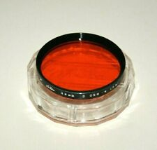 Toshiba 48mm S 056 2 (02) Lens Filter With Case