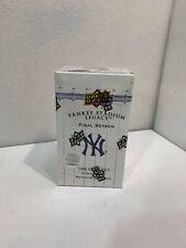 2008 upper deck yankee stadium legacy Final Season 100 Card Set Limited Edition