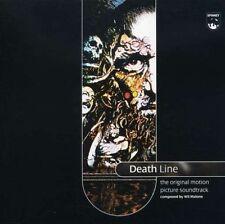 DEATH LINE - ORIGINAL SCORE - LIMITED EDITION - BLACK VINYL - WILL MALONE