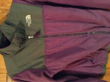 The North Face girls fleece jacket size 10/12