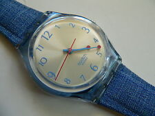 2003 Spring Summer Collection Swatch Watch Flower On You GS109PACK