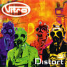 """VITRO - """"Distort"""" - Industrial Tech/House-ISOM 2CD- Brand New UK CD 1998"""