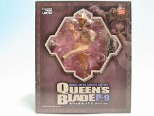 Excellent Model LIMITED Queen's Blade Menace 2P Color ver. PVC Figure MegaHouse