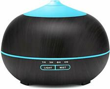 Tenswall 400ml Diffuseur d'Huiles Essentielles Humidificateur Ultrasonique