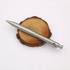 EDC Gear Automatic Signature Press Tactical Pen Pocket Clip Writing Pen P-23TS