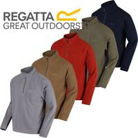 Regatta 2018 Mens Elgon III Zip Mid-Weight Pullover