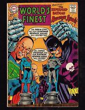 World's Finest #175 ~ Superman & Batman ~ Neal Adams Art 1969 ~ WH