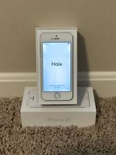 Apple iPhone SE - 64GB - Silver (Unlocked) A1662 (CDMA + GSM)