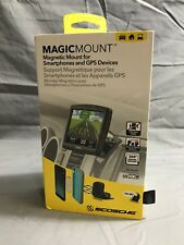 SCOSCHE MAGDGPS MAGICMOUNT MAGNETIC MOUNT FOR SMARTPHONES AND GPS DEVICES