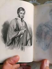 GRANDUCATO di TOSCANA Almanacco di Corte 1853 Ordine Santo Stefano  LEGGI BENE