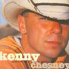KENNY CHESNEY - WHEN THE SUN GOES DOWN NEW CD
