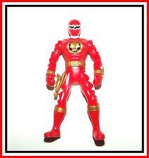 "Power Rangers Dinothunder _ 3 1/2"" _ Red  Ranger  / Conner McKnight _ Must See"