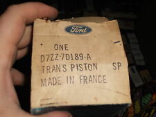 NOS 1977 1978 FORD MUSTANG II C3 AUTO TRANS REVERSE BAND SERVO PISTON AND ROD