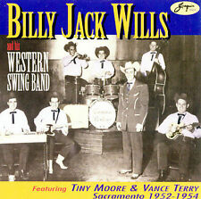 Western Swing-Billy Jack Wills & His Western Swing Band  CD NEW