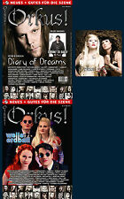 Orkus! März 2014 - Diary of Dreams, Welle: Erdball, Aesthetic Perfection,.. NEU!
