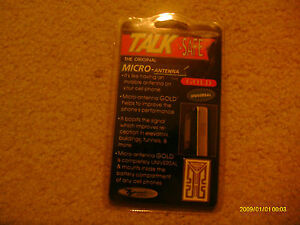Talk-Safe Micro-Antenna Cellphone Booster, Handy Trends, Universal