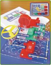 Kinder Elektronik Baukasten mit 256 Experimenten + deutsche ANLEITUNG      90-69
