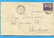 1933 BAIDOA/SOMALIA ITALIANA guller 01.11.38 su SOMALIA c.50  ISOLATO (217825)