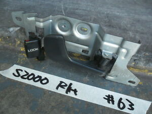 Honda S2000 AP1 JDM. Factory Interior Door Handle. RHS. #63