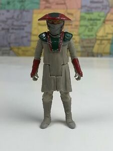 SHIPS SAME DAY Star Wars The Force Awakens Constable Zuvio Incomplete Toy