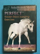 Perfect Movements Solutions:Ridden Back Suppling Excercises(UK DVD)Horse Riding