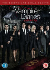 The Vampire Diaries Season 8 8th Final Series Complete DVD BOXSET