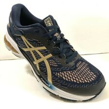 ASICS 1012A457  Women Gel-Kayano 26 Midnight Frosted Almond SZ 10 5 Worn Once D1